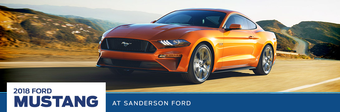 2018 ford mustang in phoenix, az | sanderson ford