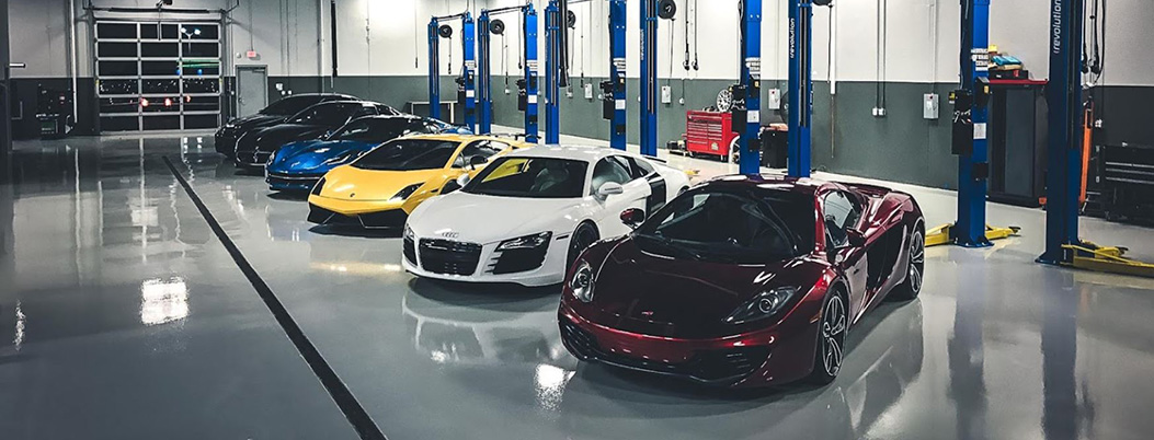 Recommended Service for Luxury Vehicles | Indianapolis, IN