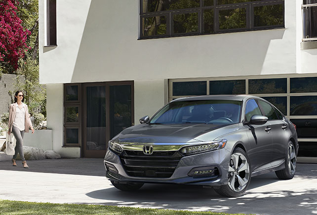 2018 Honda Accord Sedan | Floyd Traylor Honda | Fort Smith AR