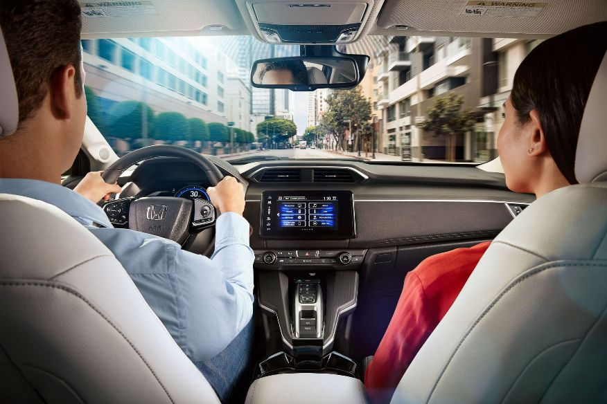 Honda Sensing Safety Suite | Floyd Traylor Honda | Fort Smith AR