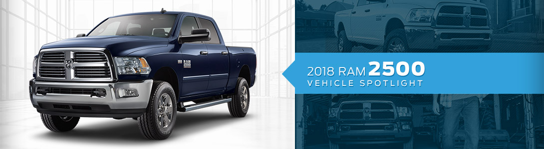 2018 Ram 2500 Vehicle Spotlight | Hometown Motors | Weiser, ID