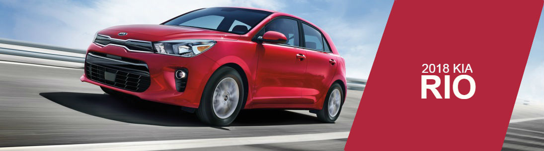 2018 Kia Rio | Crown Kia Of Longview, TX