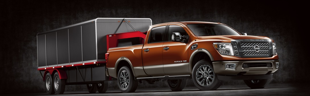2017 Nissan Titan Safety In Gilroy, CA
