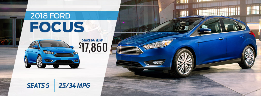 2018 Ford Focus in Pittsburgh, PA