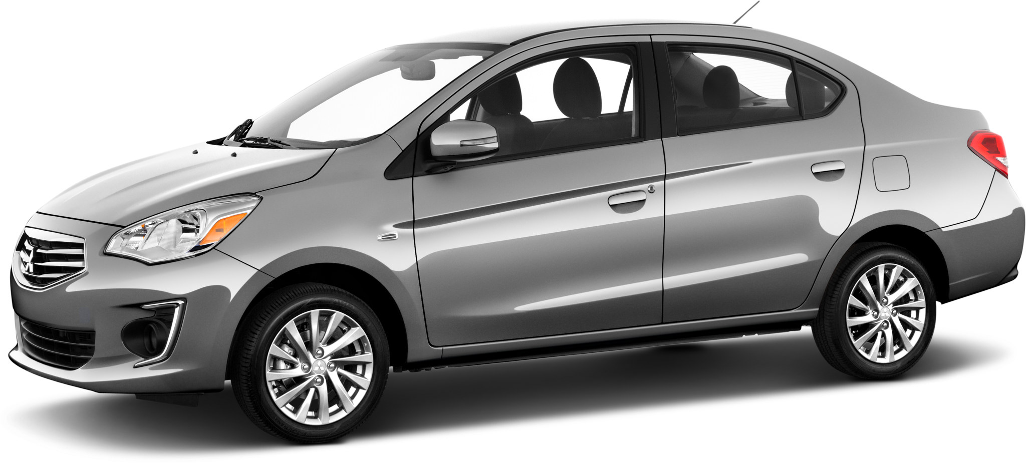 Mercury Gray 2018 Mitsubishi Mirage G4 in Lafayette, LA