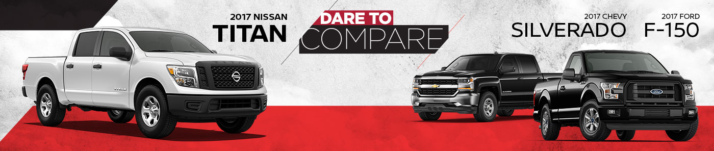 2018 Nissan Titan VS The Competition | Nissan of Visalia | Visalia, CA