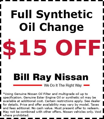 Full Synthetic Oil