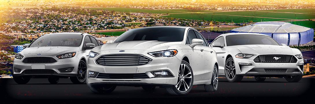 2018 Ford Model Lineup Sanderson Ford Phoenix Az