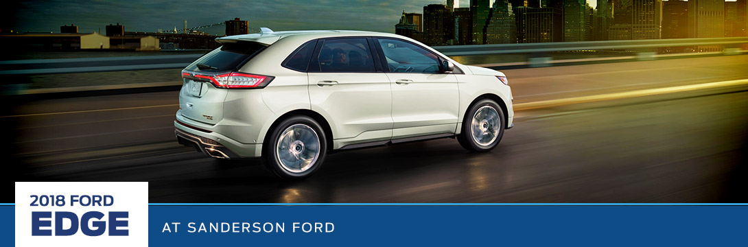 2018 Ford Edge in Glendale, AZ | Sanderson Ford