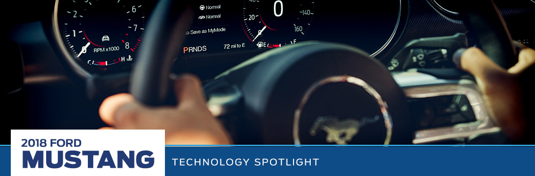 2018 Ford Mustang Technology Spotlight | Sanderson Ford | Glendale, AZ