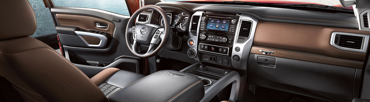 2017 Nissan Titan Technology In Gilroy, CA