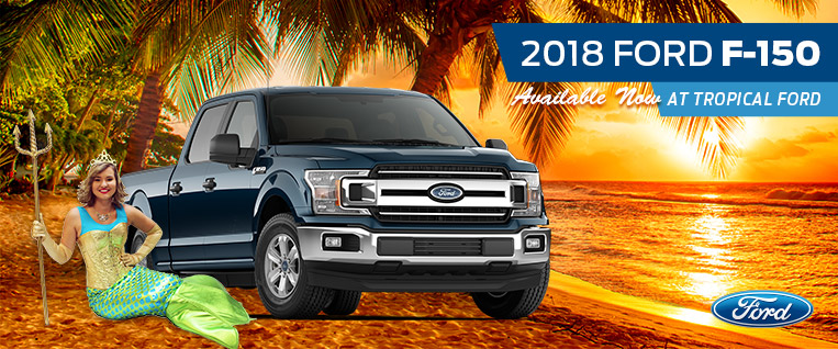 2017 Ford F-150 at Tropical Ford | Orlando, FL