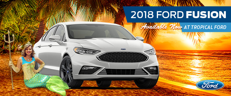 2018 Ford Fusion at Tropical Ford | Orlando, FL