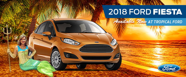 2018 Ford Fiesta at Tropical Ford | Orlando, FL