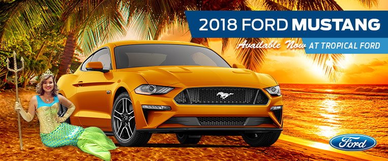 2018 Ford Mustang at Tropical Ford | Orlando, FL