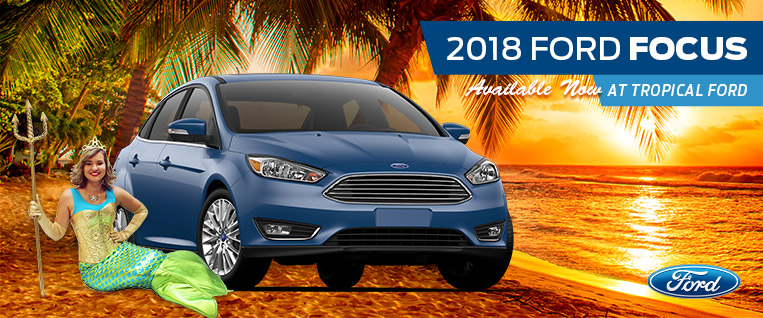 2018 Ford Focus at Tropical Ford | Orlando, FL