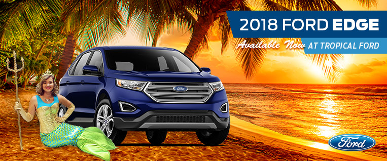 2018 Ford Edge at Tropical Ford | Orlando, FL