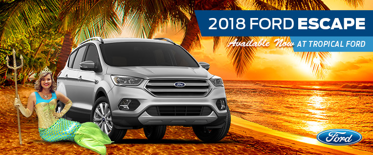 2018 Ford Escape at Tropical Ford | Orlando, FL