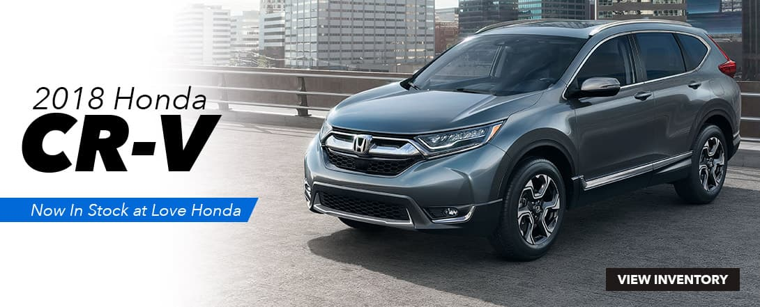 2018 Honda CR-V | Love Honda | Homosassa FL