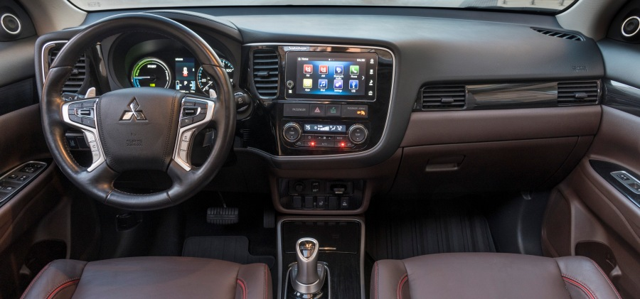 Technology Spotlight 2018 Mitsubishi Outlander Phev Bell