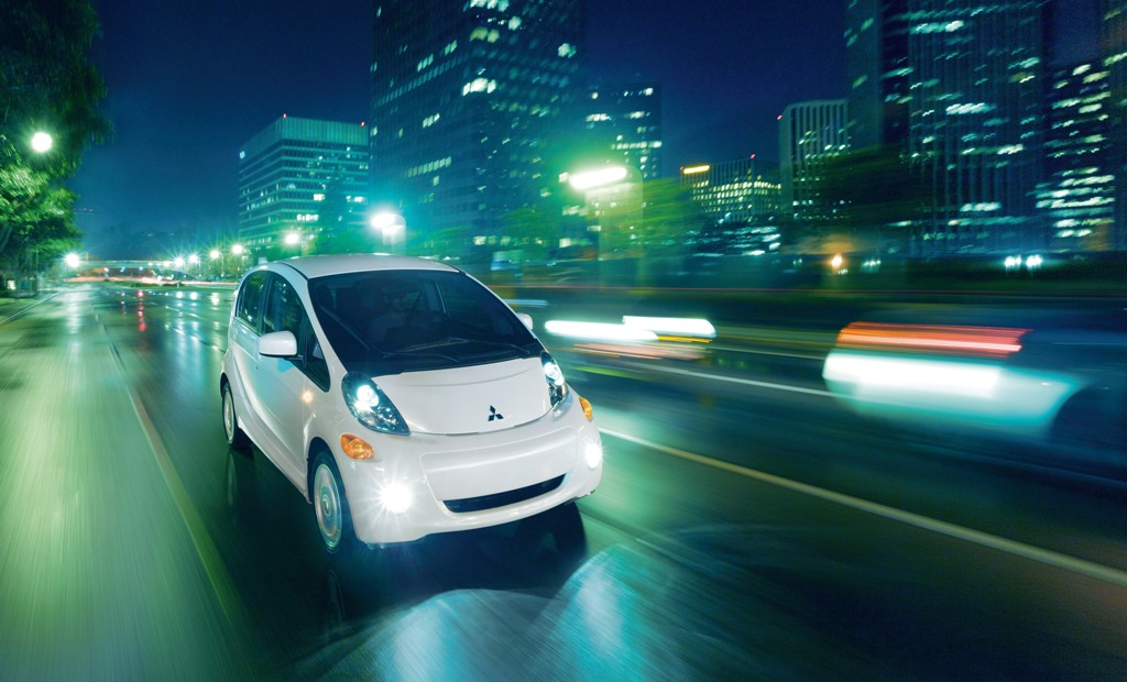 Learn more about the 2017 Mitsubishi I-MIEV