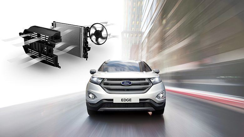 Ford Active Grille Shutter Technology