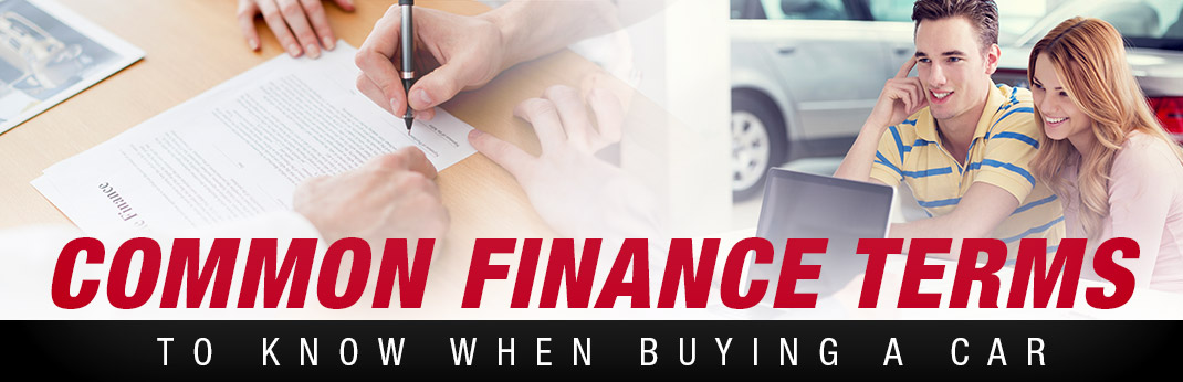 Common Car Financing Terms | Chip Wynn Motors | Paducah, KY