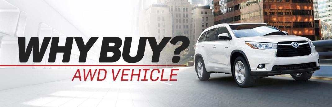 Why Buy an AWD Vehicle? | Chip Wynn Motors | Paducah, KY
