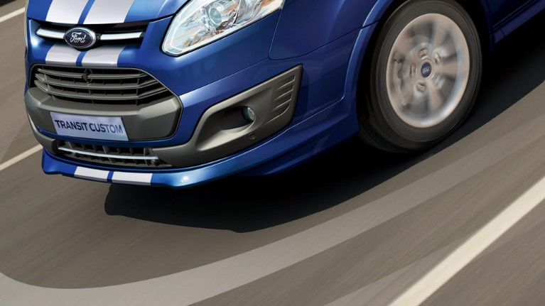 Ford Transit Centre Technology Lane Keeping System Jpeg