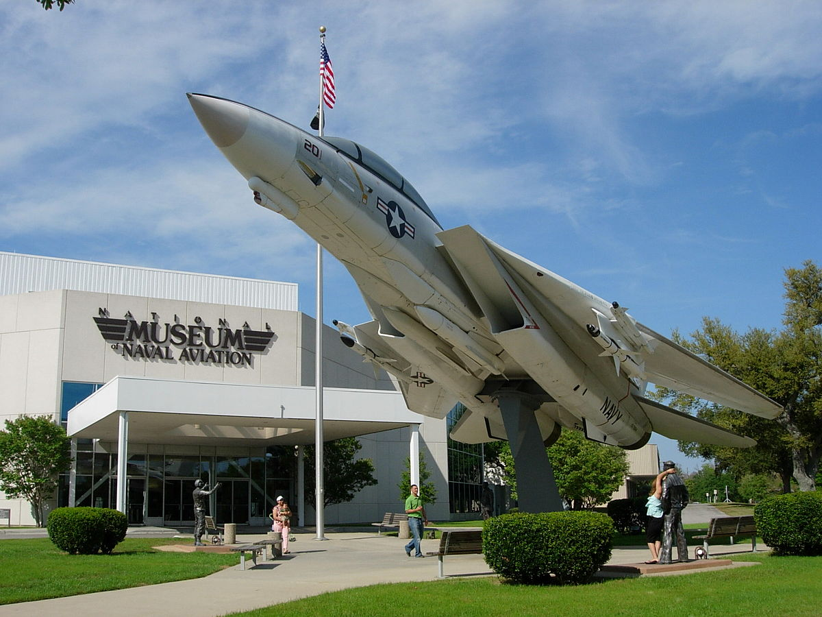 National Museum of Naval Aviation in Pensacola, FL
