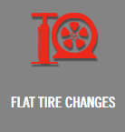 Flat Tire Changes in Pensacola, FL