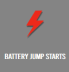 Battery Jump Starts in Pensacola, FL