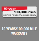 10 Years/100,000 Mile Warranty in Pensacola FL