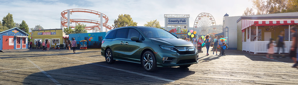 2018 Honda Odyssey Union Park Honda Wilmington De