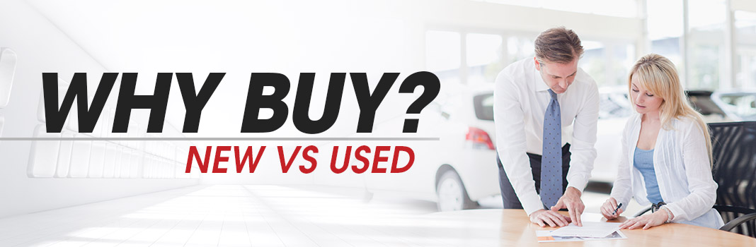 New vs. Used Car Financing | Charlotte, NC