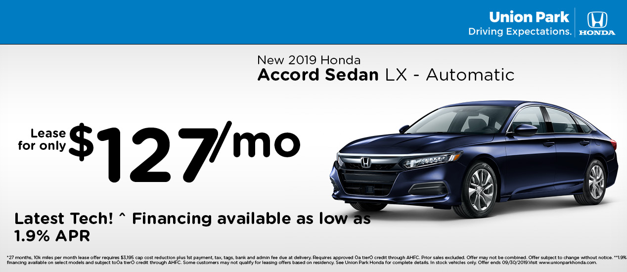2019 Honda Accord Sedan | Wilmington, DE