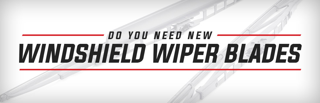 Wiper Blades | North Kansas City, MO