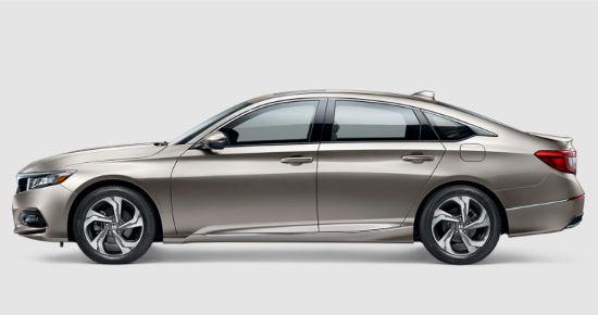 2018 Honda Accord Ex L