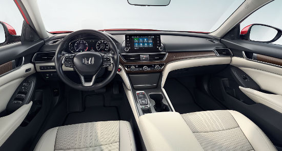 Honda Accord Interior Jpg