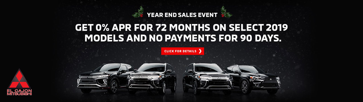 Year End Sales Event | El Cajon, CA