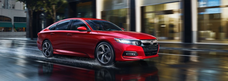 2018 Honda Accord Sedan | Don Wessel Honda | New Car Deals Springfield MO