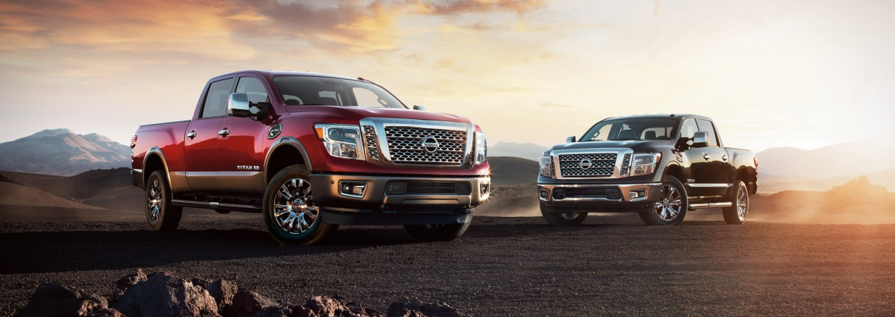 Compare The Nissan Titan In Gilroy, CA | South County Nissan