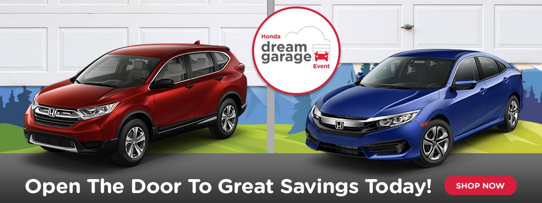 St. Albert Honda Dream Garage Event