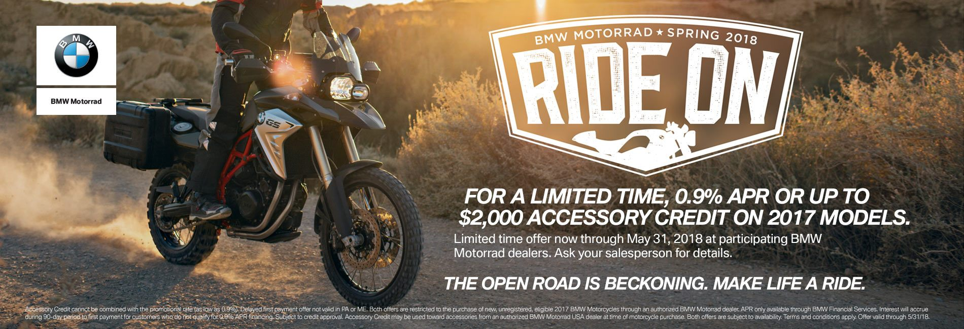 RIDE ON MOTO EVENT