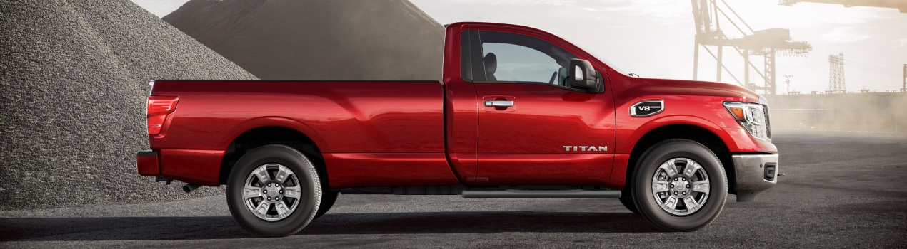 2018 Nissan Titan In Gilroy, CA | South County Nissan