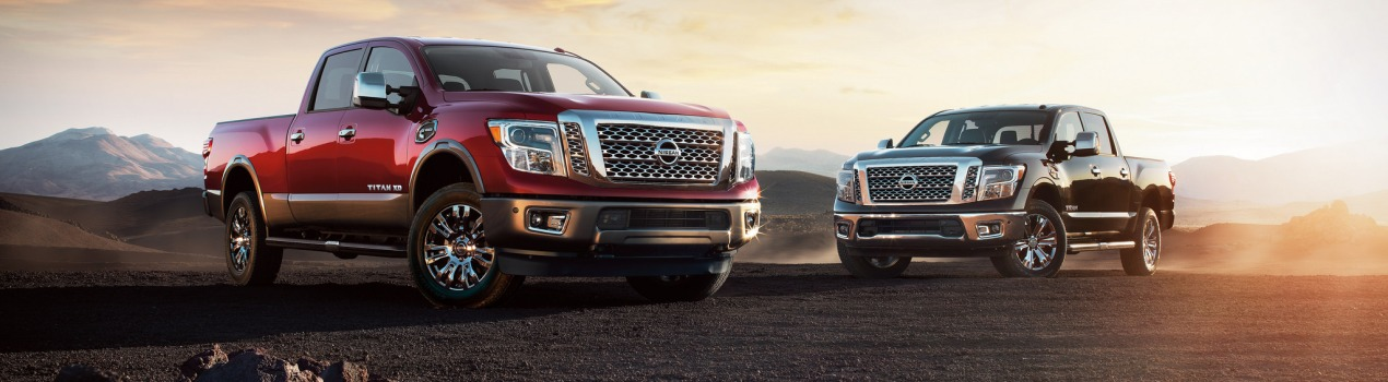 2018 Nissan Titan XD In Gilroy, CA | South County Nissan
