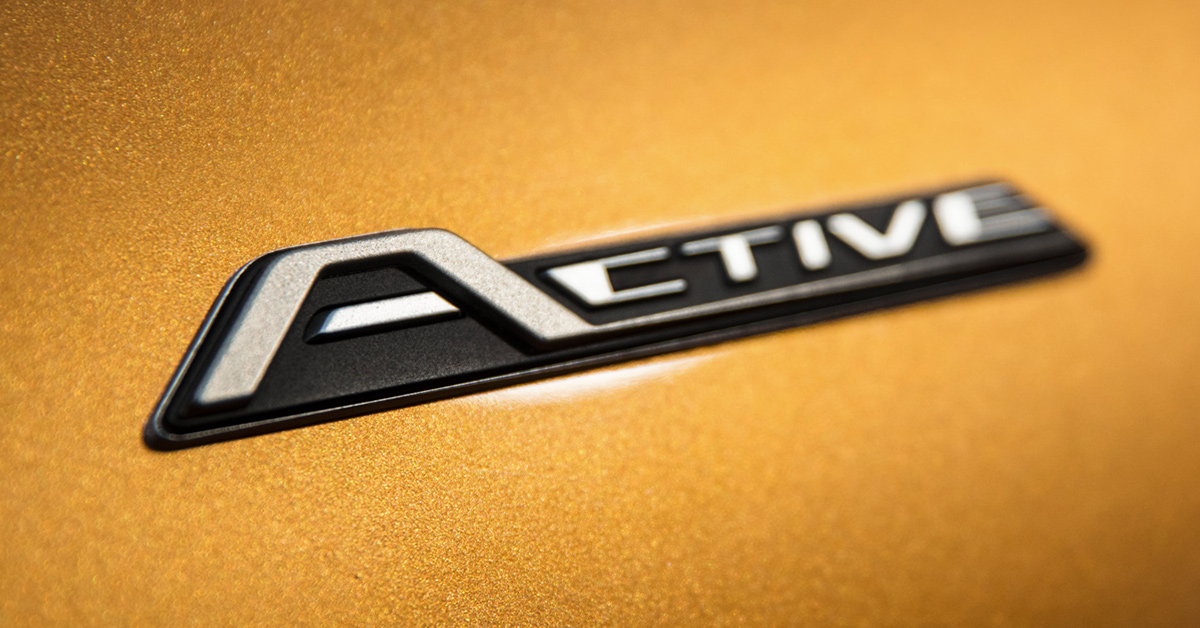 All New Ford Fiesta Active