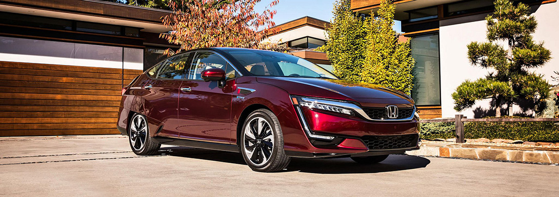 2018 Honda Clarity Plug-In Hybrid Technology | Floyd Traylor Honda | Fort Smith AR