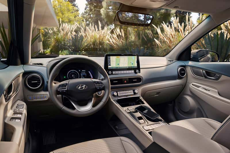 2021 Hyundai Kona Interior Toronto, ON