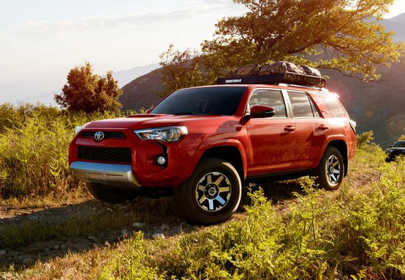 2018 Toyota 4Runner  Serving the Lehigh Valley | Krause Toyota - Breinigsville, PA